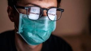 Gözlük takanlar koronavirüse yakalanmıyor