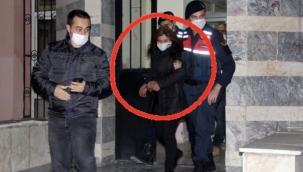 Kocasını öldürüp tandırda yakan kadın tutuklandı