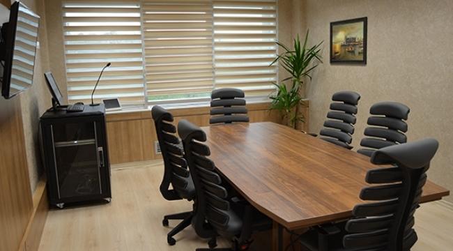 Adli görüşme odalarının sayısı 90 oldu