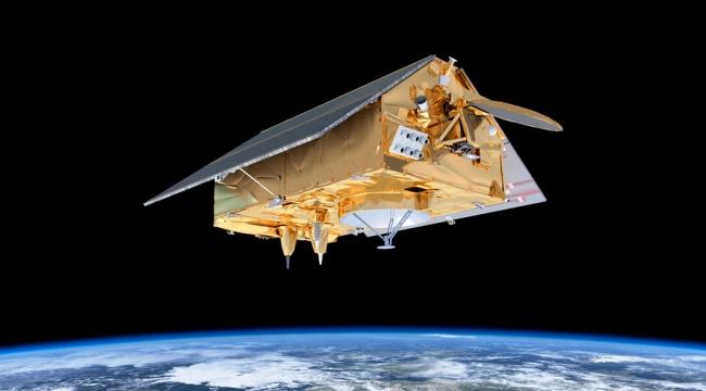 Sentinel-6 uydusu ilk verileri gönderdi