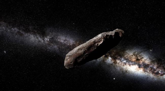 Uzaylıların gemisi bulundu mu? Dünya dışı cismin gizemi