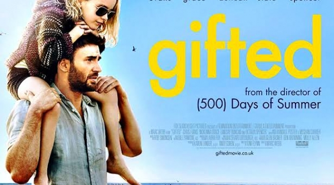 Gifted (Yetenekli) film özeti, İMDB 7,6 puan