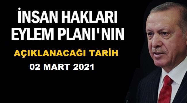 İnsan Hakları Eylem Planı için geri sayım başladı