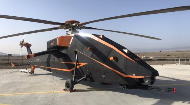 İnsansız helikopter T629'ün özellikleri neler?