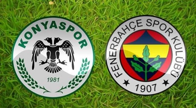 8 Mart Konyaspor - Fenerbahçe maçı (canlı izle)