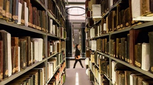 Adalet bakanlığı personelleri ve mahkumlar için kütüphaneler kurulacak