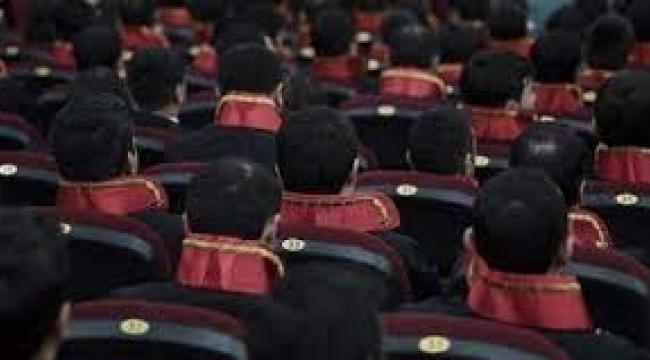 25. Dönem Cumhuriyet savcılığını tercih edenlerin görev ayrımı kurası