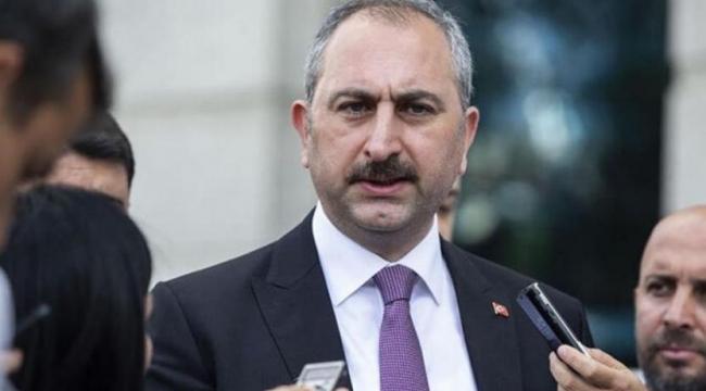 Adalet Bakanı Gül'den o savcı için inceleme izni