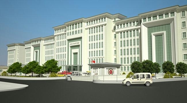 Adana yeni adliye binası hizmete girdi