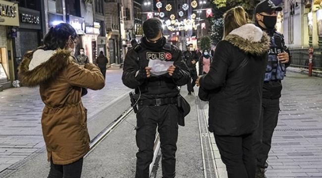 Nöbetçi memura sokağa çıkma yasağı cezası verilir mi?