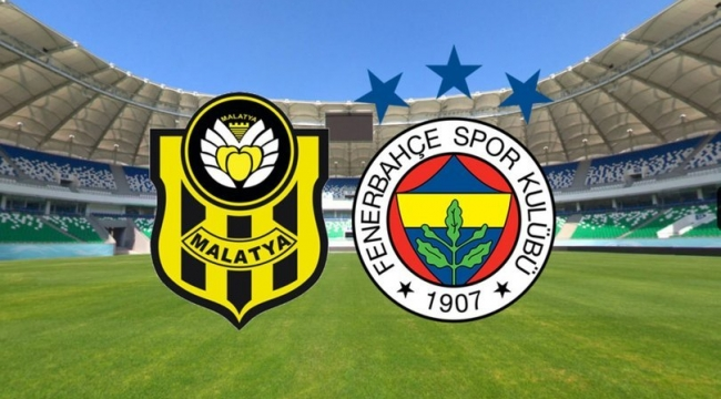 Yeni Malatya-Fenerbahçe maçı (canlı izle)