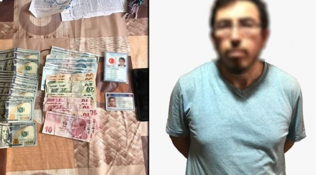 FETÖ'nün adliye imamı İstanbul'da yakalandı