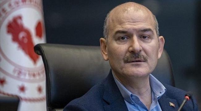 İçişleri Bakanı Soylu: Milletimizden bir fedakarlık daha bekliyoruz