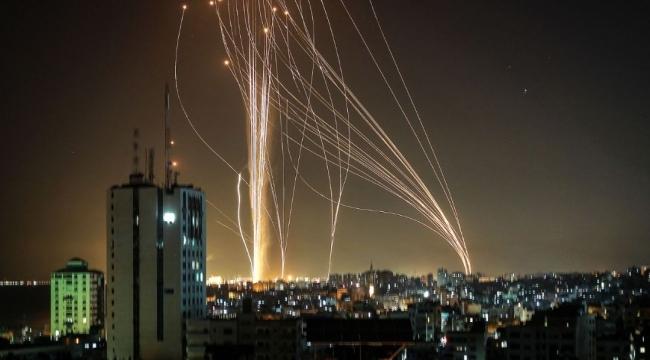 İsrail'in Lod şehrinde sokak çatışmaları başladı