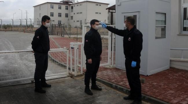 Covid-19 salgını döneminde ceza infaz kurumları