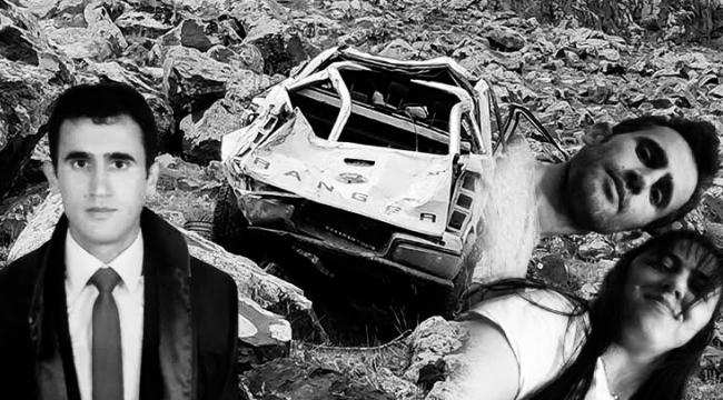 Keşif dönüşü kaza: 1 asker şehit oldu, 1'i avukat, 3 sivil vefat etti
