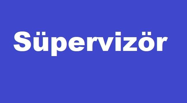 Süpervizör ne demektir, hangi alanlarda kullanılır, eğitimi var mıdır