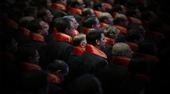 3 bin 966 hakim ve savcı meslekten ihraç edildi