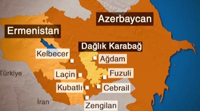 Azerbaycan-Ermenistan sınırında çatışmalar sürüyor