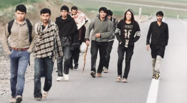 Kaymakamlıktan 'düzensiz göçmen' açıklaması