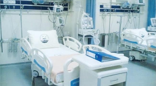 Yoğun bakımda bulunan her 40 hastadan biri covid-19