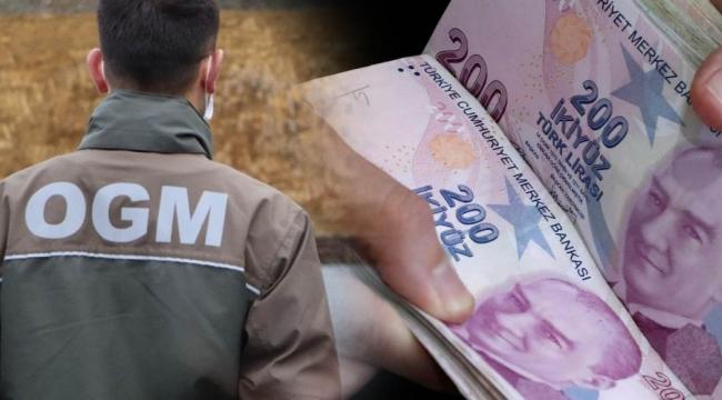 400 TL rüşvet alın memur meslekten ihraç edildi