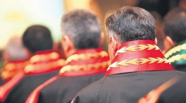 600 hakim ve savcının dosyası ihraç istemiyle HSK Genel Kurulunda