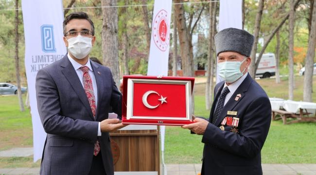 Adalet Bakan Yardımcısı Yakup Moğul'un gaziler günü konuşması