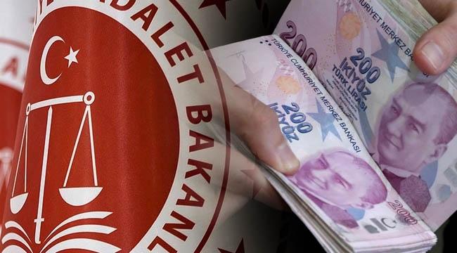 Adalet Bakanlığı memurlarının maaş promosyonunun artması için talepte bulunuldu