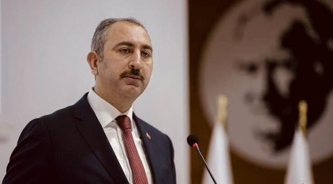 Adalet Bakanından özlük hakkı, sözleşmeliye kadro ve GYS açıklaması