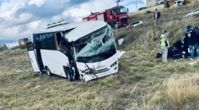 Kazada yaralanan 12 polisin son durumu